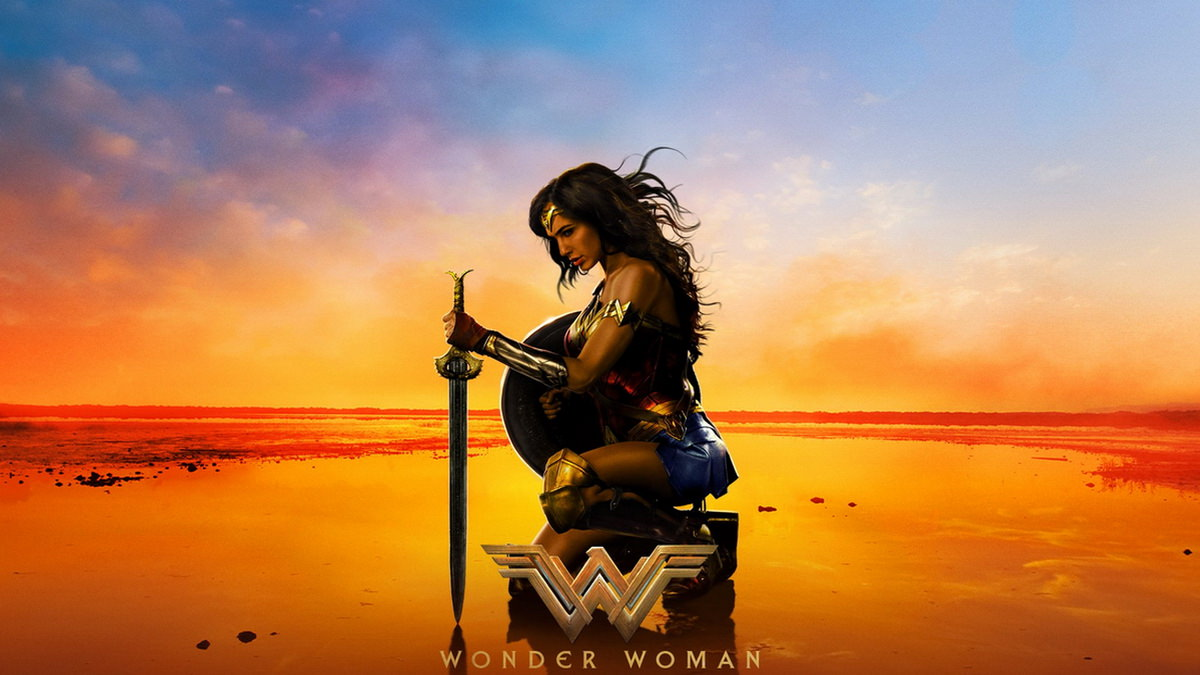 Wonderwoman Live Wallpaper: WONDER WOMAN (2017) De Patty Jenkins