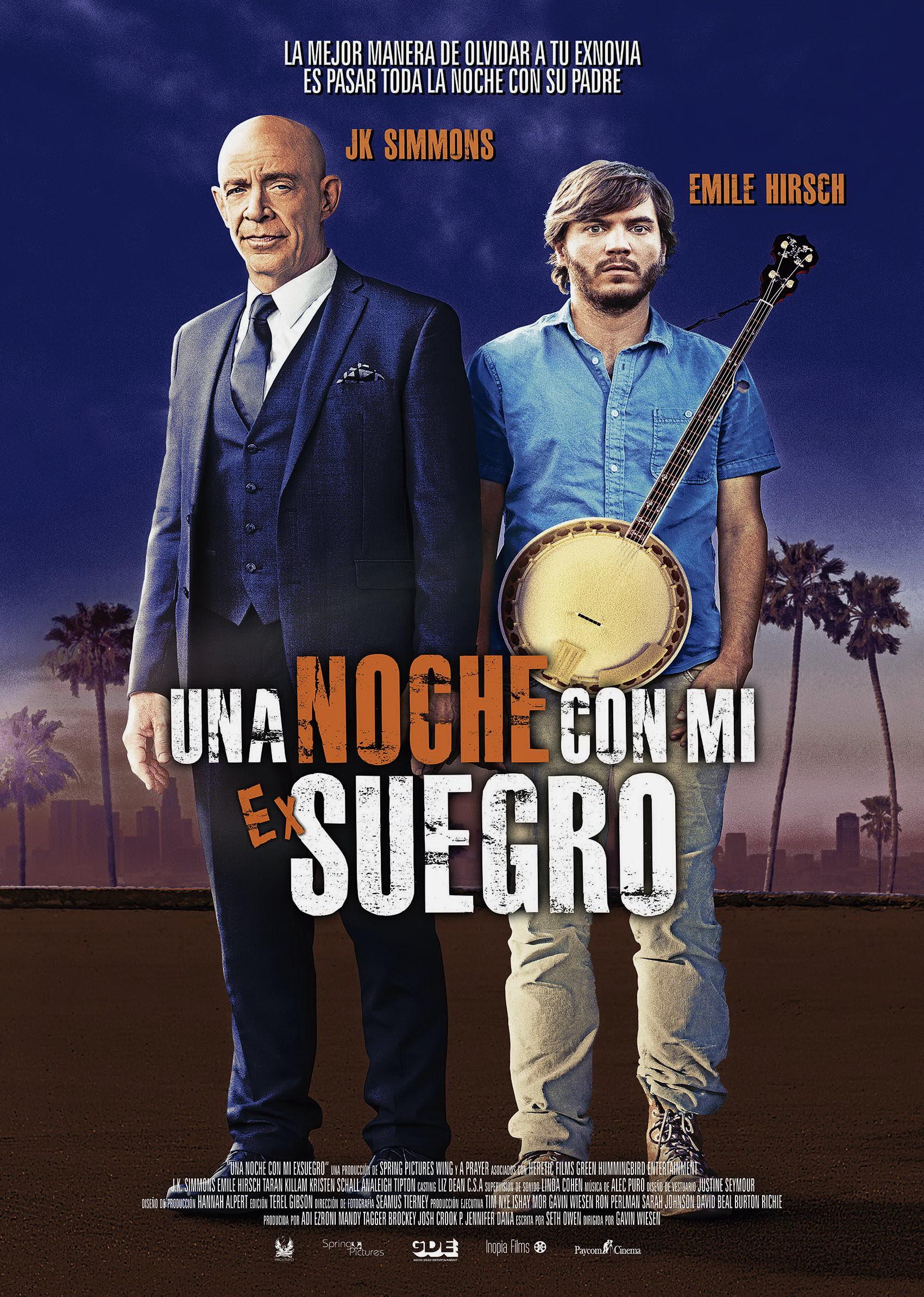 UnaNocheConMiExSuegro_POSTER_Spanish