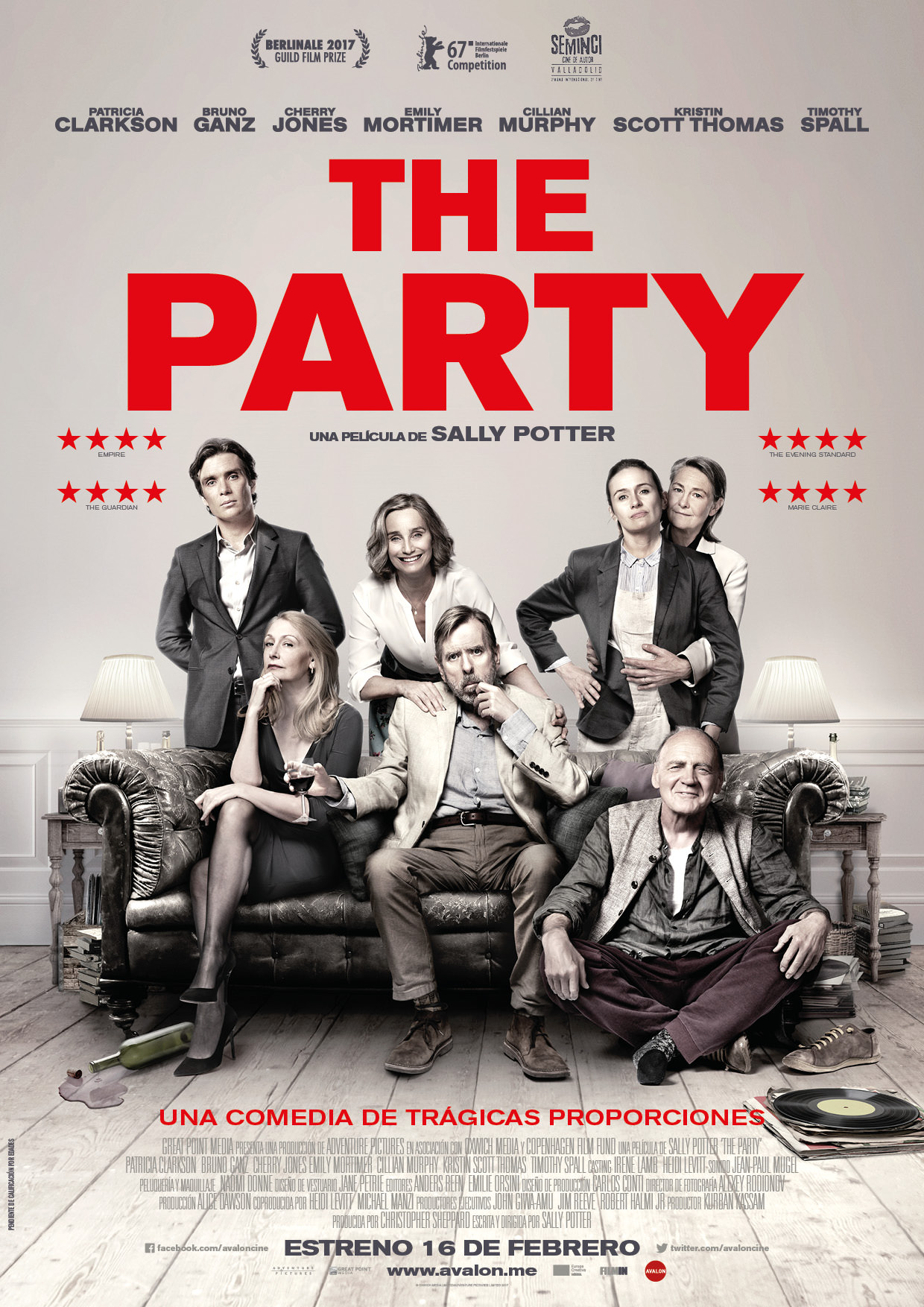 The Party_Poster 16